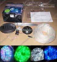 2pcs H96 Solar Power Led Rope light 100 LED Fairy Lights Waterproof Garden Light Outdoor Decoration