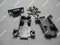 DB9 9P RS232 Serial Port Female Socket + Plastic
