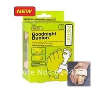 free shipping Goodnight Bunion Toe Positioners Toe orthoses As Seen On TV