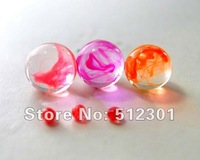 Fashion Style 5g x 16 bags  3D Photo Marble Crystal Soil Water Mud Beads