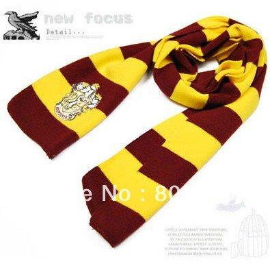 Harry Potter Scarves Movie Fan