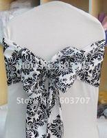 black  taffeta Sash for Wedding,Party...