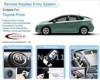 PKE Passive Keyless Entry Manufacturer Car Alarm For Toyota Yaris