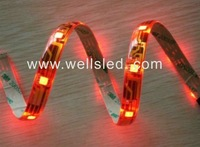 Wells Newest!! addressable led christmas light 14.4W/M 60pcs/M with 3 years warranty(CE,Rohs)