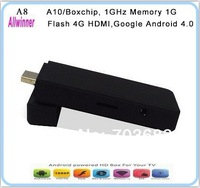 Google Android samrt tv box Allwinner A10 1G DDR3 Different colors 3Ddreambox 800 se roku