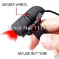 USB 3D Optical Finger Mouse Mice for Laptop PC   free shipping