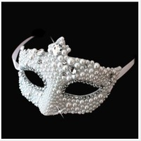 Exclusive full diamond manual party mask/deluxe set auger masquerade mask/princess bride photo mask