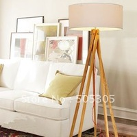 2012 new designed cheap Wooden stand Lamp For Bedroom, Saloon, Studyroom, in Northern Europe stype  ETL3054