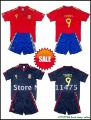Christmas Gift Kids/Children 2012 youth Spain Torres NO.9  Football Soccer Jersey kits shirts and shorts free shipping
