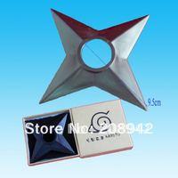 Best selling!!! Anime Naruto throwing star shurikens Free shipping,5 pcs/lot