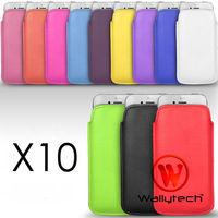 Защитная пленка для экрана Wallytech 100 x iPhone5 iPhone 5 WSP-002