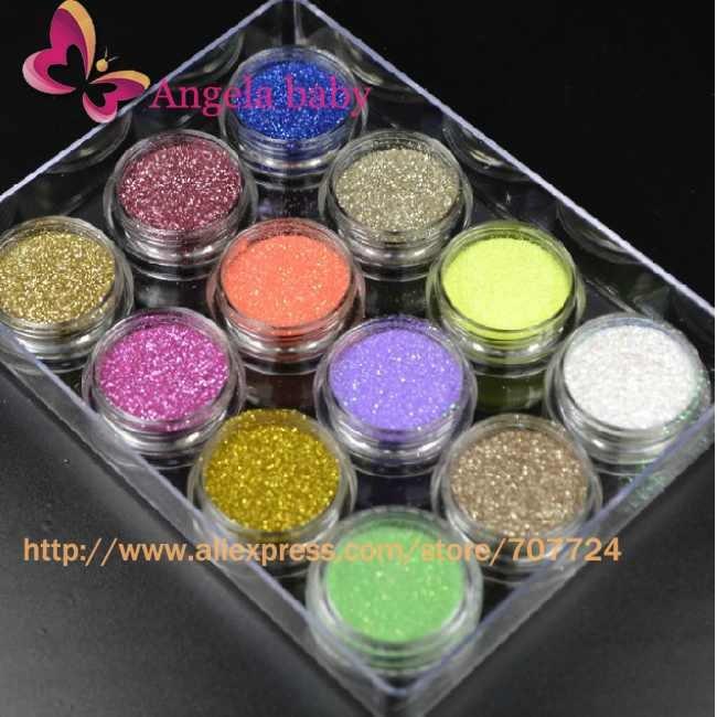 Nail Glitter Powder Dust