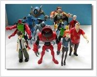 Free shipping ben 10/ben ten toys/pvc anime figure/hot toys/12 pieces figure/boys/toys for children/Christmas gift/new year gift