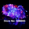 Freeshipping 30M 300 LED Decorative String Fairy Light Colorful Christmas 220V EU Plug