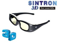 [Sintron] 3D Active glasses for Panasonic TV TH-P60UT50 TH-P50XT50 TH-L55WT50 TH-L55DT50 TH-L47ET50 TH-P55VT50 TH-P55GT50