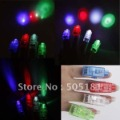 Free shipping laser finger light,LED Finger Light,Laser Finger Lamp,Beams Ring Torch For Party wholesale gift 200pcs