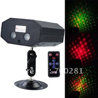 Free shipping+guaranteed 100% +Mini Laser Stage Light with Different Pattern