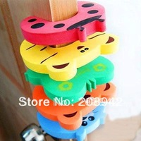 Baby Safe Door Pinch Protect Finger door stop toy Free shipping 10pcs/lot Best selling!