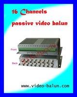 16ch Passive UTP CCTV Video Balun