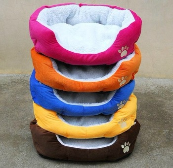 Pet supplies berber fleece kennel8 dog cat litter comfortable thermal pet nest Small