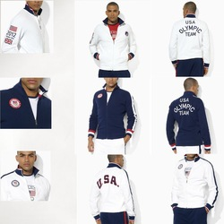 New Olympic flag Free shipping,,high quality,hot selling,100% cotton,men's cardigan hoodies /ladies fleeces/outwear(China (Mainland))