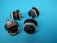 1pcs AC-DC POWER PANEL 2.1mm Enclosure Socket Jack for Boss Pedal Effects PJ9A