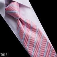 Stripe Silk NEW Woven Man Tie Necktie silk tie
