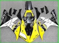 YZF1000 R1 00 01 YZF-R1 YZFR1 2002 2003 fairing  50th Anniversary Yellow Fairing 12M16