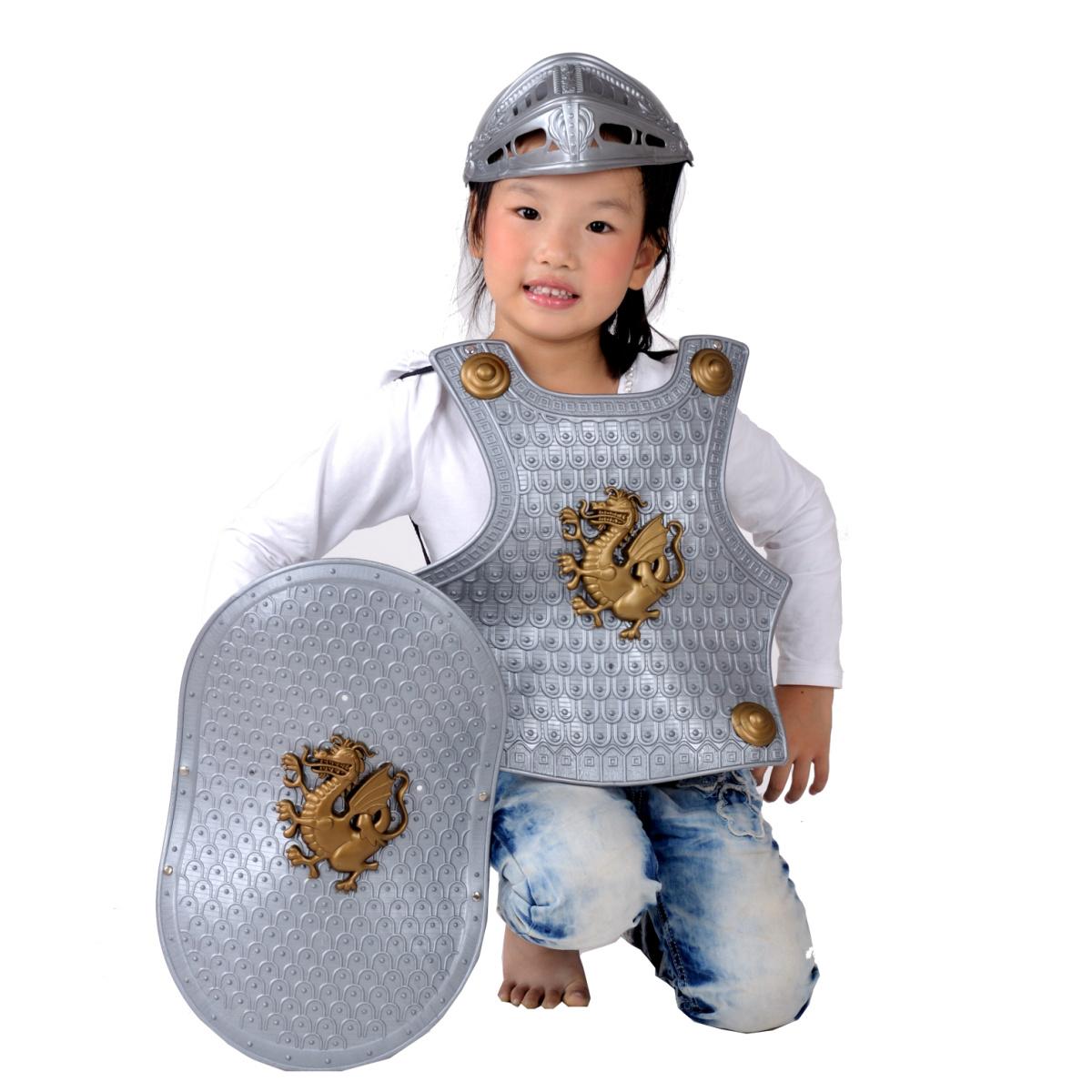 niño de halloween traje de armadura dragon armor caballero habergeons ...