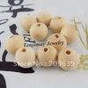 Fashion 20mm Wood Loose Beads, Wood Accessory For DIY Free Shipping(200pcs)