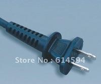 UL 2pin plug  power cord /American plug  power cord