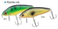 2012 new lot of 3 pcs riptide cnk 65f,weight 8.5gm,length:6.5cm crank fishing lure