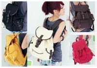 New Fashion Cute Women's Bag Canvas Satchel Girls' Backpack Shoulder Bag