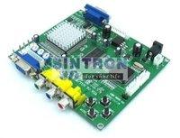 GBS-8200 Video Converter CGA/EGA/YUV/RGB TO VGA Arcade Jamma Game Monitor to LCD