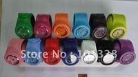 Hot sale silicone wristwatch quartz watches