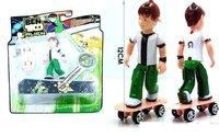 2014 Free shipping ben 10 Tennyson pvc anime figure,kids ben ten toys,Children's Christmas gift/baby new year gift
