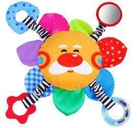 Infant educational toys lalababy book mdash . 0.18
