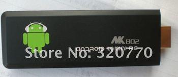 Allwinner a10 mini pc smart internet tv 1080P Full HD media player MK802 Upgrade MK802 III Set top Box DDR3 2 color 1.5GHz