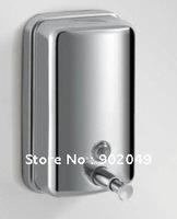 Bathroom Accessories Liquid Soap Dispenser Innovative Items 1000ml Liquid Soap Dispensers KL-JY102 Stainless Steel Free Shipping