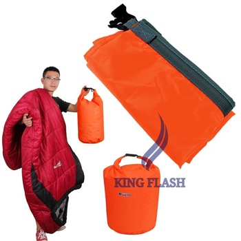 20L Waterproof Dry Bag for Canoe Kayak Rafting Camping sleeping bag Free Shipping 5754