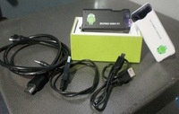 Factory direct supply Google TV HD player box Android 4 system of A10 processor sends the HDMI line