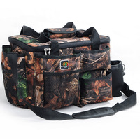 519 outdoor cooler box picnic bag Camouflage insulation bag lunch bag car mobile refrigerator ice pack 22