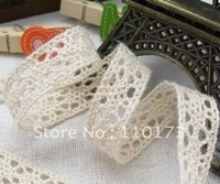 100% cotton lace,cotton lace trim1.0CM,china wholesale lace trimming,crochet cotton lace
