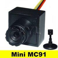 NEW MiNi 480TVL High resolution color 90 deg view Video Camera 0.05Lux MC91 Free Shipping