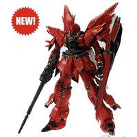 Free Shipping/ Gundam Model MG 1:100 / Gundam MSN-06S SINANJU /GAOGAO MODEL/ Made in China