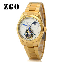 Ik automatic mechanical watch commercial watch tourbillon table fashion mens watch 98080 free ship