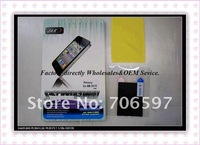 privacy screen protector for blackberry 9630,180 degree anti-Peep,Retal packaing, 300PCS/LOT+Discount+rebate off to 15%