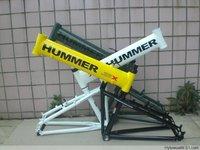 26 inches Hummer SWISS folding bike frame aluminum alloy frame mountain bikes