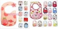 CARTER 100% cotton baby bibs, 100 Pieces Carter's NEWBORN Toddle / Infant Baby BOYS / GIRLS BIBS,Baby Feeding Carter's Infants