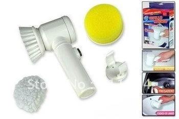 free shipping/Magic Brush 5 in 1 Home Clean kit set